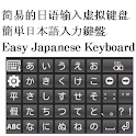 Easy Japanese Keyboard GoJuuOn logo