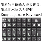 Easy Japanese Keyboard GoJuuOn