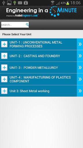 Manufacturing Science - 1