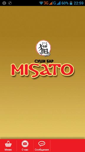 Суши-бар «Мисато»
