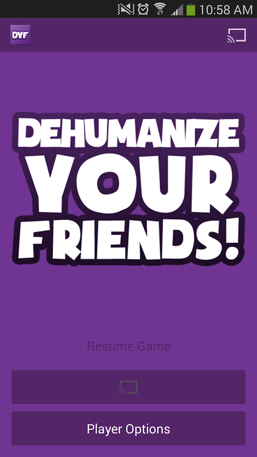 Dehumanize Your Friends!- screenshot
