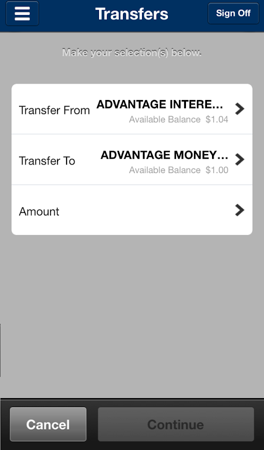 Schaumburg Bank and Trust- screenshot