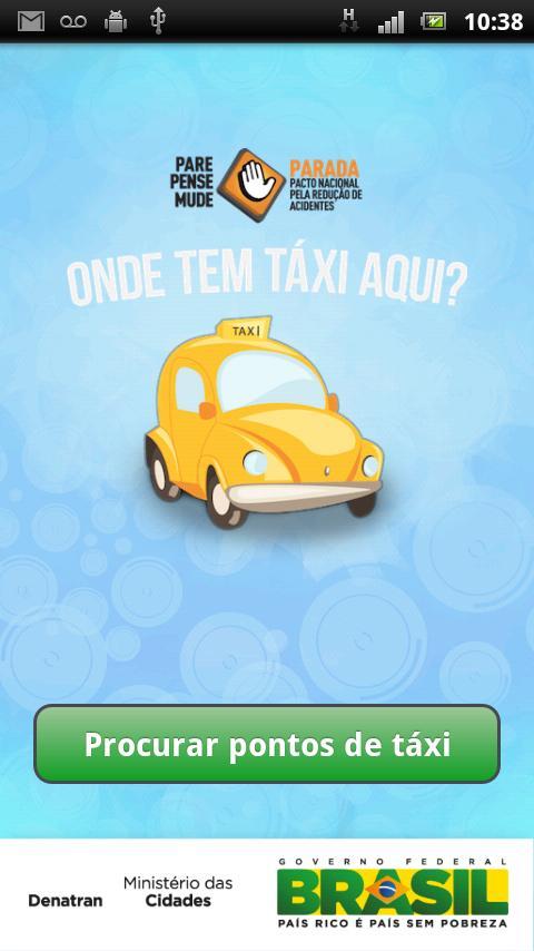 Onde tem taxi aqui?- screenshot