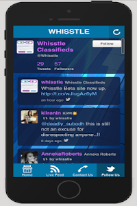 WHISSTLE screenshot 1