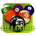 3D Pool game - 3ILLIARDS Free icon