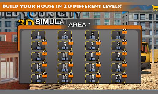 Build Your City 3d Simulator Screenshot Thumbnail