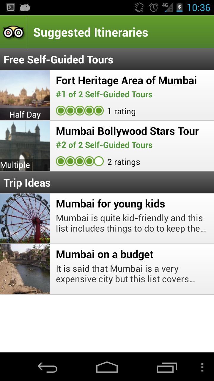 Mumbai City Guide screenshot #4