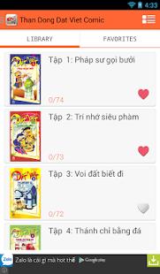 玩漫畫App|Than Dong Dat Viet Comic免費|APP試玩