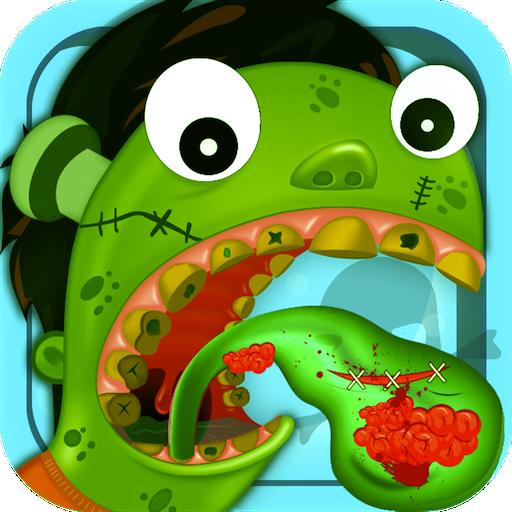 怪物舌医生 休閒 LOGO-玩APPs