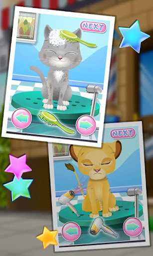 Pet Spa Salon - kids games