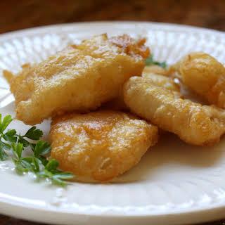 Deep Fried Dessert Batter Recipes.