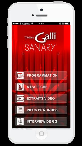Théâtre Galli