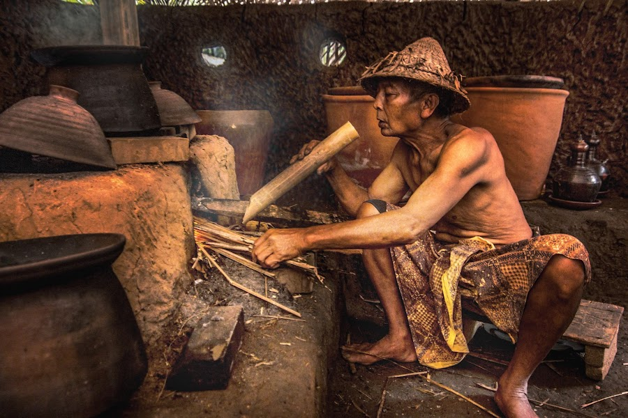 The Chef by Ade Irgha - People Portraits of Men