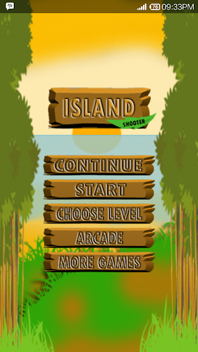 Island Shooter Adventure