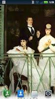 Screenshot of Édouard Manet Live Wallpaper