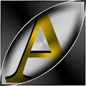 Aurum Metalico Launcher Theme icon