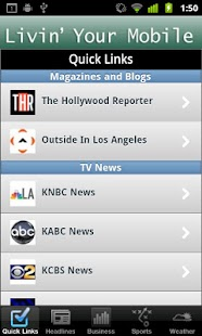 Los Angeles Local News - screenshot thumbnail