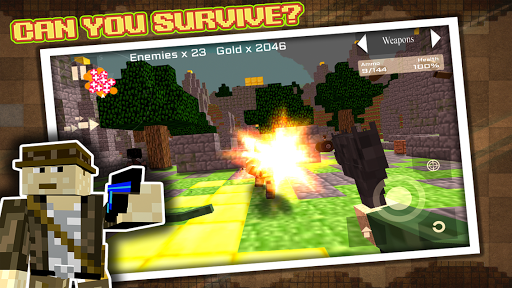 Angry Mayan Survival Games