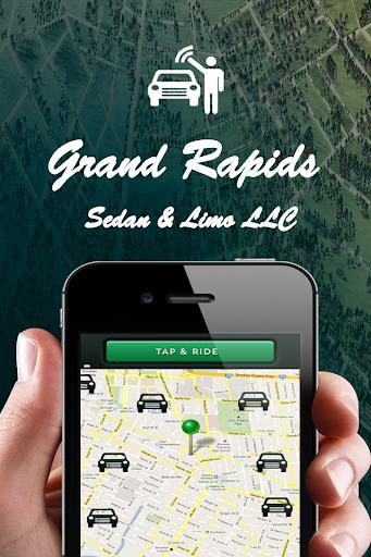 Grand Rapids Sedan Limo