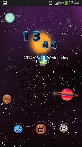Solar System Locker