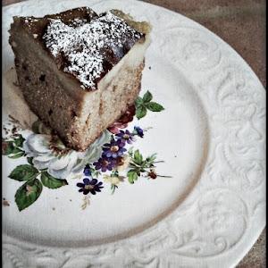 Nua Whole Wheat Cake with Malva Cream