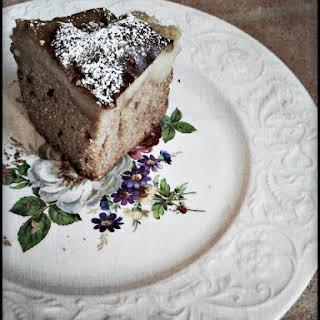 Nua Whole Wheat Cake with Malva Cream.