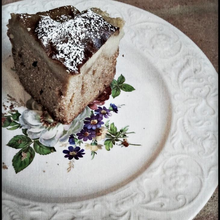 Nua Whole Wheat Cake with Malva Cream Recipe