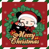 Pucca Christmas Atom Theme