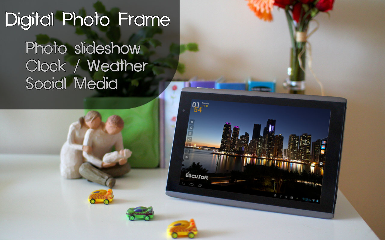 Social Frame HD Free- screenshot