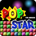 Pop Star for Android mobile app icon