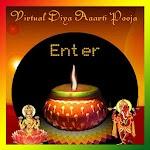 Virtual Diwali Laxmi Ganesha
