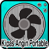 Kipas Angin Portable