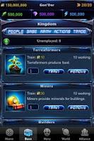 Screenshot of Xeno Wars