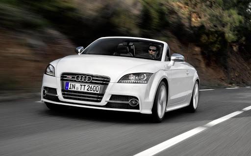 Live Wallpaper HD: Audi TT Car ...