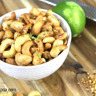 Chili Lime Cashews