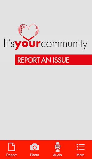 It's Your Community