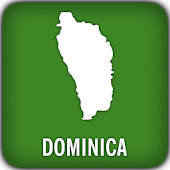 Dominica GPS Map