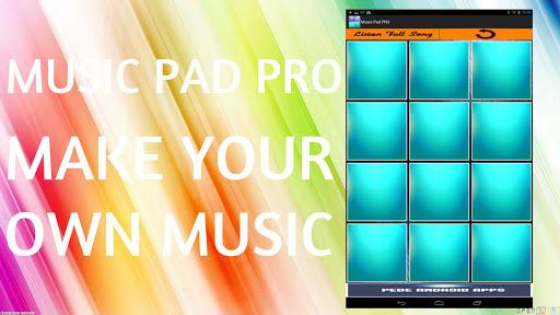 Music Pad Pro