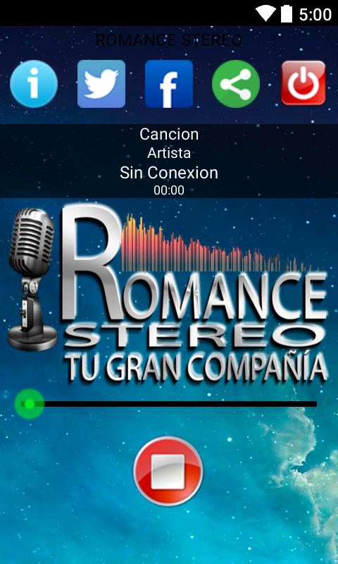 ROMANCE STEREO- screenshot