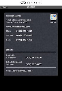 Infiniti Personal Assistant- screenshot thumbnail
