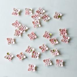 Origami Wedding Petals (Set of 25)