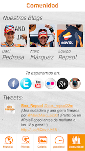 Box Repsol MotoGP - screenshot thumbnail