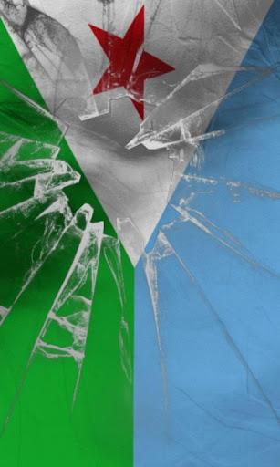 Djibouti flag lwp Free