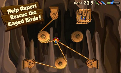 Rope Rescue Free- screenshot thumbnail