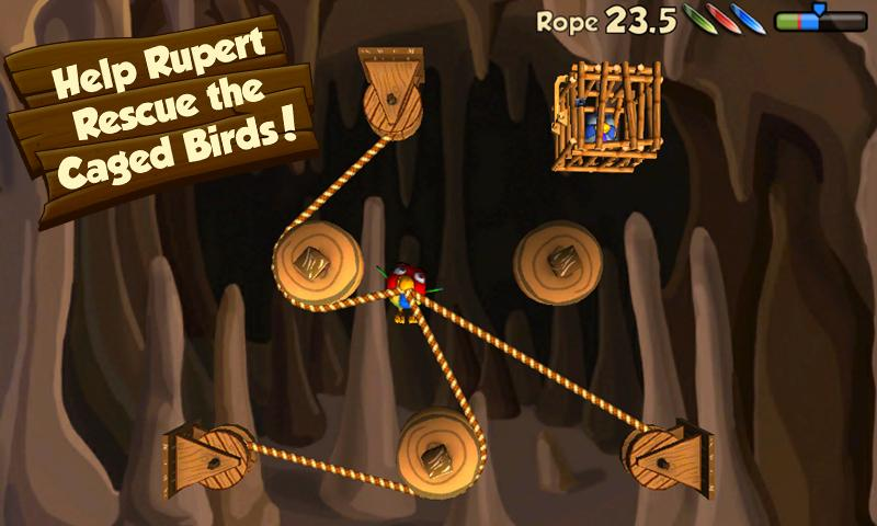 Rope Rescue Free - screenshot