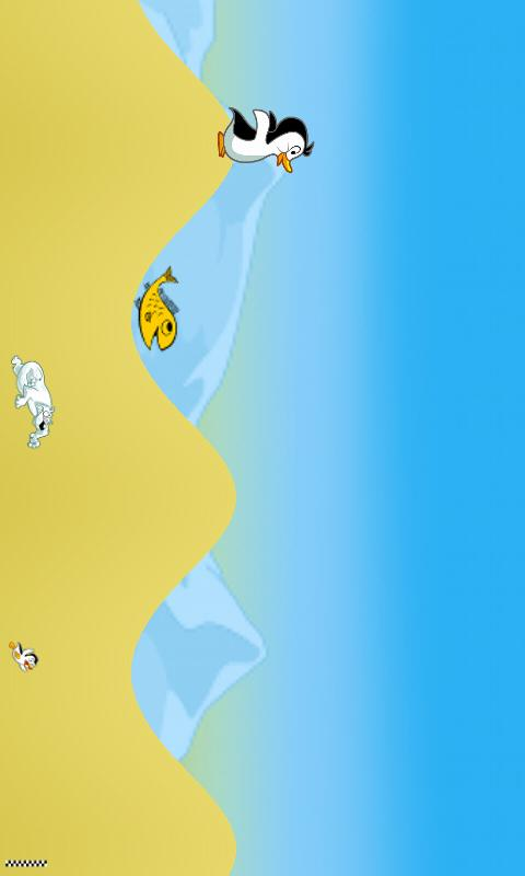 Flying Penguin  best free game - screenshot