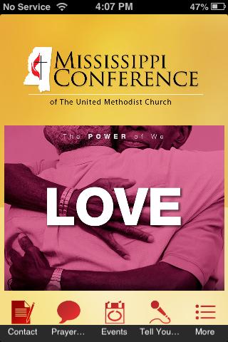The MS United Methodist Conf.