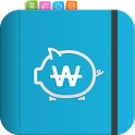 스마트 금융생활 (카드SMS 자동 가계부 일정 할일) icon