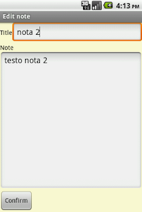 Notepad - screenshot thumbnail