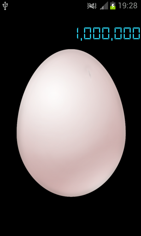 Pou Egg- screenshot